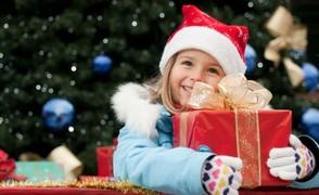 Δώρα Χριστουγέννων προς τα παιδιά και όρια