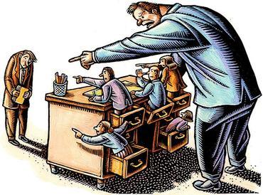 Η ηθική παρενόχληση στο χώρο εργασίας