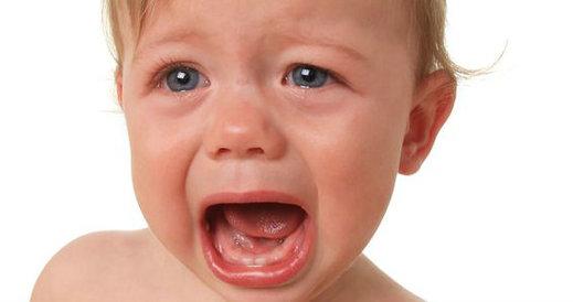 Όταν το μωρό κλαίει!